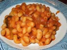 Pasta fazool